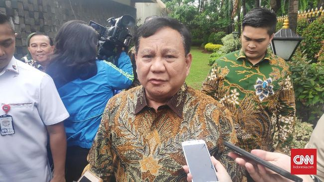 Prabowo Tak Undang Jokowi di HUT Gerindra: Malu Kecil-kecilan
