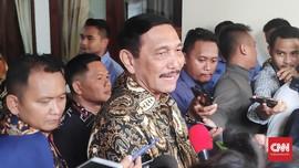 Luhut Sindir Tokoh Deklarasi Politik di Tengah Pandemi Corona