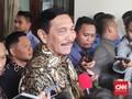 Luhut Sindir Tokoh Masih Deklarasi Politik di Tengah Corona