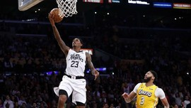 FOTO: Clippers Taklukkan Lakers