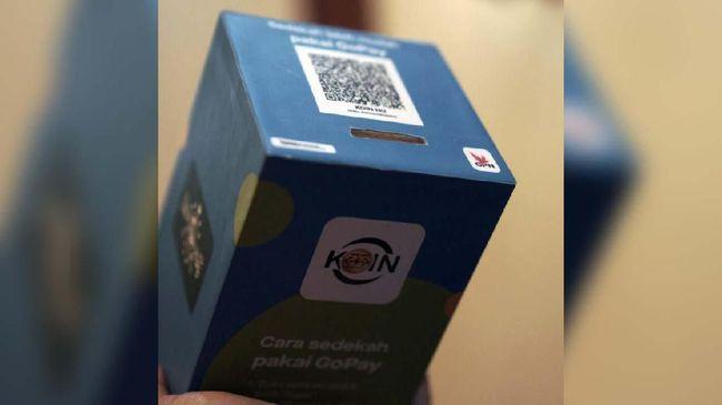 Inovasi Gopay yang menggunakan teknologi QR code atau QRIS di sektor filantropi mempermudah masyarakat bersedekah nontunai dan memperluas opsi pembayaran.