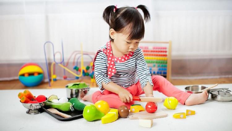 10 Manfaat Anak Main Masak-masakan, Bisa Belajar Selesaikan Masalah