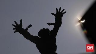 LAPAN Ungkap Alasan Gerhana Matahari Total Tak Nampak di RI