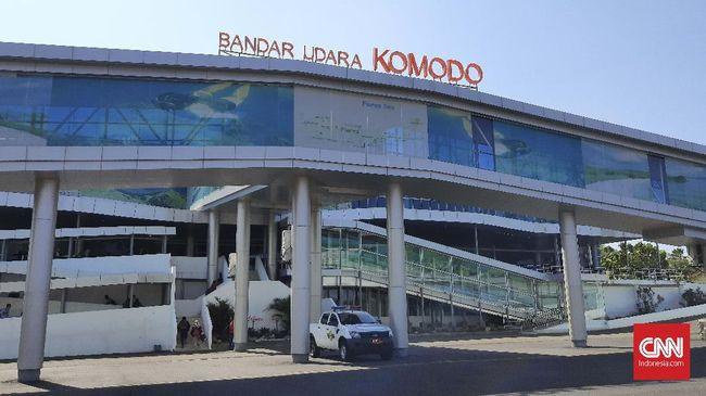 Changi Airports di dalam konsorsium CAS akan mengelola pengembangan Bandara Komodo.