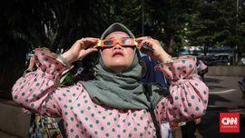 Deretan Negara Dapat Saksikan Gerhana Matahari Cincin 10 Juni