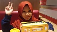 <p>Markus dan Bylqis dikaruniai anak pertama pada Januari 2012, Bunda. Putri kecil mereka diberi nama Syarifah Mumtaza. (Instagram @bylqisjuwitaningsih)</p>