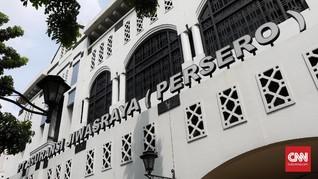 BPK Temukan Deposito Bermasalah Jiwasraya pada 2011