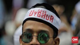 Jepang Desak China Bertindak Tangani Etnis Uighur