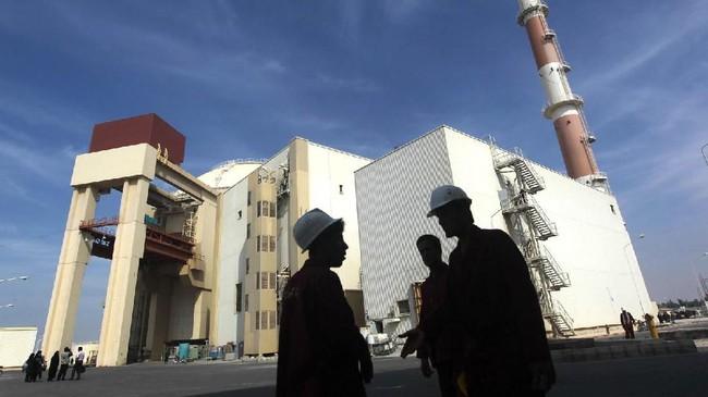 Iran Ungkap Tersangka Sabotase Fasilitas Nuklir