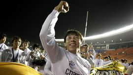 FOTO: Shin Tae Yong, dari Piala Dunia ke Timnas Indonesia