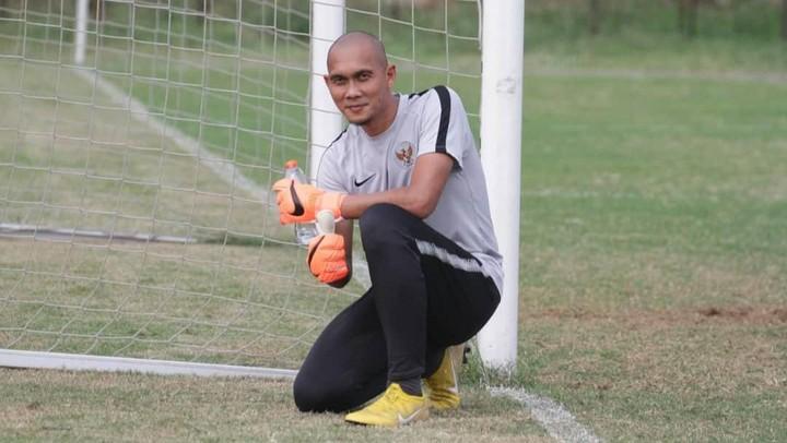<p>Markus Horison mulai dikenal publik, terutama para pecinta sepak bola Tanah Air, setelah kiprahnya sebagai penjaga gawang Tim Nasional Indonesia. (Foto: Instagram @markoesharison81)</p>