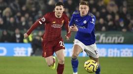 Prediksi Susunan Pemain Leicester vs Liverpool