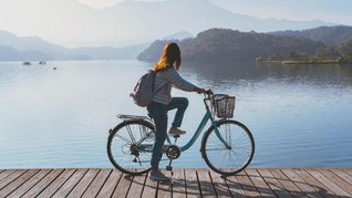 5 Kota di Dunia dengan Rute Sepeda Paling Beragam