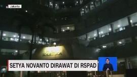 VIDEO: Setya Novanto Dirawat di RSPAD
