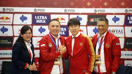 PSSI Gelar Pertemuan Shin Tae Yong dan Staf Pelatih Hari Ini