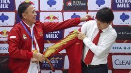 PSSI Minta Shin Tae Yong Cepat Belajar Bahasa Indonesia
