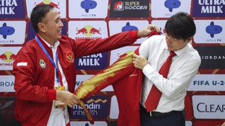 Pengamat: PSSI Harus Jemput Shin Tae Yong dari Korea Selatan