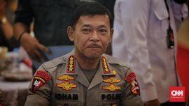 Jenderal Idham Azis: Saya Agak-agak Goblok Jadi Kapolri