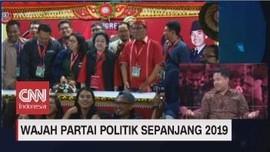 VIDEO: Wajah Partai Politik Sepanjang 2019