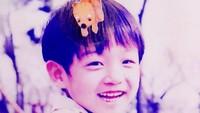 Jungkook kecil tumbuh di Busan, namun begitu menjadi trainee ia pindah sekolah ke Seoul. (Foto: Instagram @bts.jungkook)
