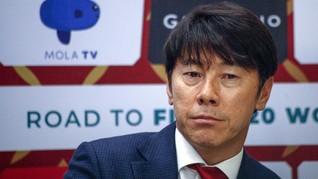 Syarat Shin Tae Yong ke Indonesia
