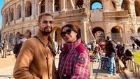<p>Mereka juga mengunjungi Italia. Cuacanya bagus ya, Bunda? (Foto: Instagram @raffinagita1717)</p>