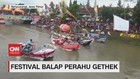 VIDEO: Festival Balap Perahu Gethek di Banyuwangi