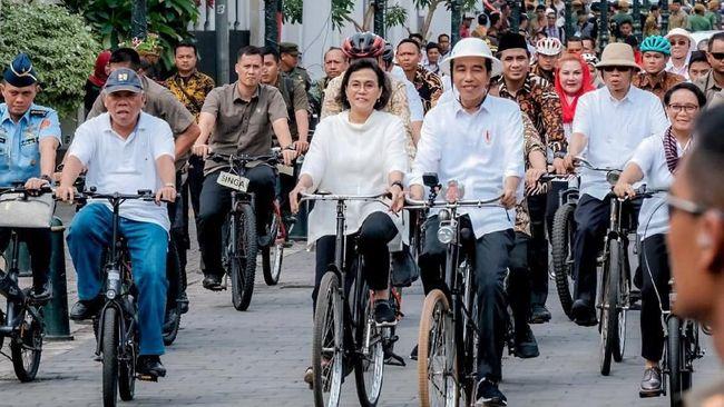 Jokowi Minta Tito Salurkan Dana Desa Buat Buka Lapangan Kerja