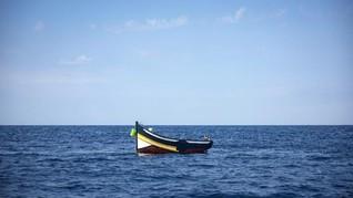 3 Lelaki Terdampar di Mikronesia Selamat Berkat Tanda SOS