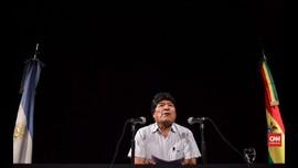 VIDEO: Evo Morales Tunjuk Kandidat untuk Pilpres Bolivia