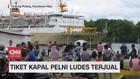 VIDEO: Tiket Kapal PELNI Ludes Terjual