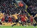 FOTO: Dua VAR Terjadi, Liverpool Kalahkan Wolves