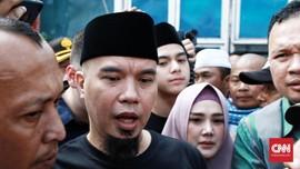 Ahmad Dhani Akan Tulis Buku Sejarah Bersumber Media Online