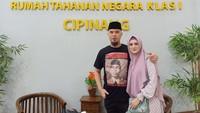 """<p>""""Alhamdulillah ya Allah.. Ayo kita pulang ke rumah suamiku sayang Mama dan anak2 udah nunggu,"""" tulis Mulan Jameela di akun pribadinya. (Foto: Instagram @mulanjameela1)</p>"""