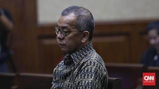 Terima Suap Rp5,8 M, Emirsyah Satar Dituntut 12 Tahun Penjara