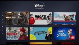VIDEO: Disney+ dan Baby Yoda Paling Dicari di Google