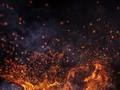 Kebakaran di Flyover Merak, Jalan Ditutup Sementara