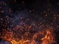 Api Masih Nyala di Pasar Inpres, 30 Mobil Damkar Dikerahkan