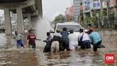 Awal tahun 2020 menjadi hal yang muram bagi warga DKI Jakarta dan sekitarnya akibat meluasnya banjir sebab curah hujan yang tinggi.