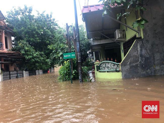 Banjir Di Jawa Barat 7 Tewas Dan 4 Hilang