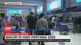 VIDEO: Penerbangan Bandara Halim Dialihkan ke Bandara Soetta