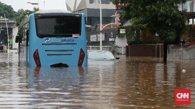 PDIP Nilai Anies Gagal Realisasi Program Cegah Banjir