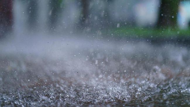 BMKG: Hujan Lebat Diprediksi Guyur Jakarta Kamis Malam
