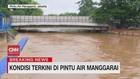 VIDEO: Kondisi Terkini di Pintu Air Manggarai