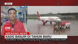VIDEO: Bandara Halim Mulai Sepi Oleh Penumpang