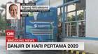 VIDEO: Halte Transjakarta Ada Yang Dipakai Untuk Pengungsi