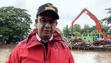 Surati Anies, Korban Banjir Jakarta Tuntut Ganti Rugi