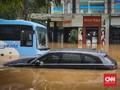 Banjir Jakarta, 3 Koridor Transjakarta Lumpuh, 2 Tergenang