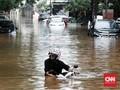 Antisipasi Banjir, Polisi Siapkan Rekayasa Lalu Lintas