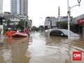 Banjir Kemang 2020 Dinilai Lebih Parah dari Bah pada 2007